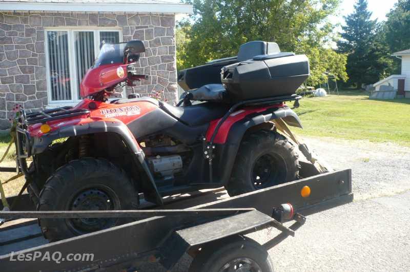 4 roue 4x4 honda   v hicules   motos tout terrains   lespaq