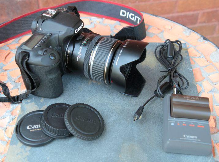 Caméras et Photographie