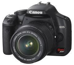 Ensemble Canon Rebel XSi (450D)