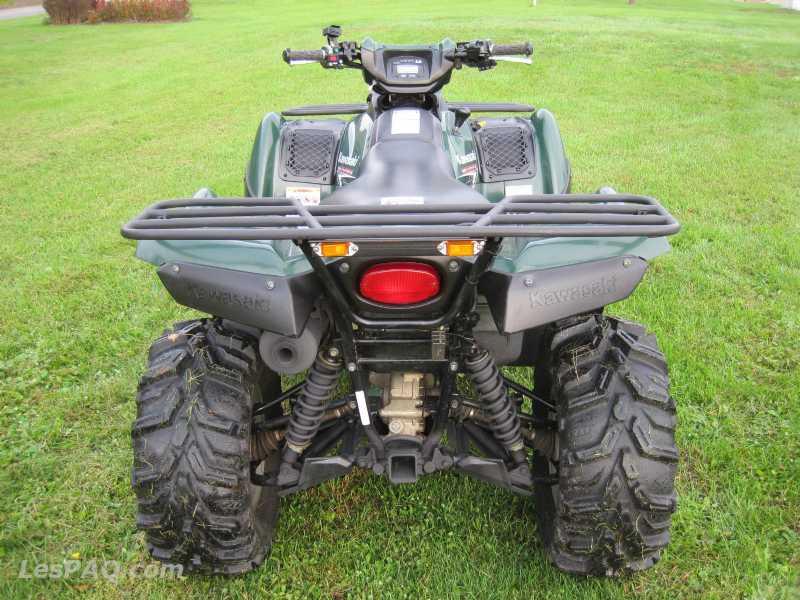 2006 kawasaki brute force 750 4x4 treu v hicules motos tout terrains. Black Bedroom Furniture Sets. Home Design Ideas