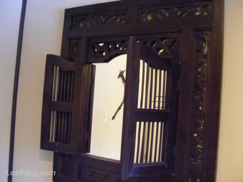 Miroir oriental marchandise ameublement et d coration - Miroir style oriental ...