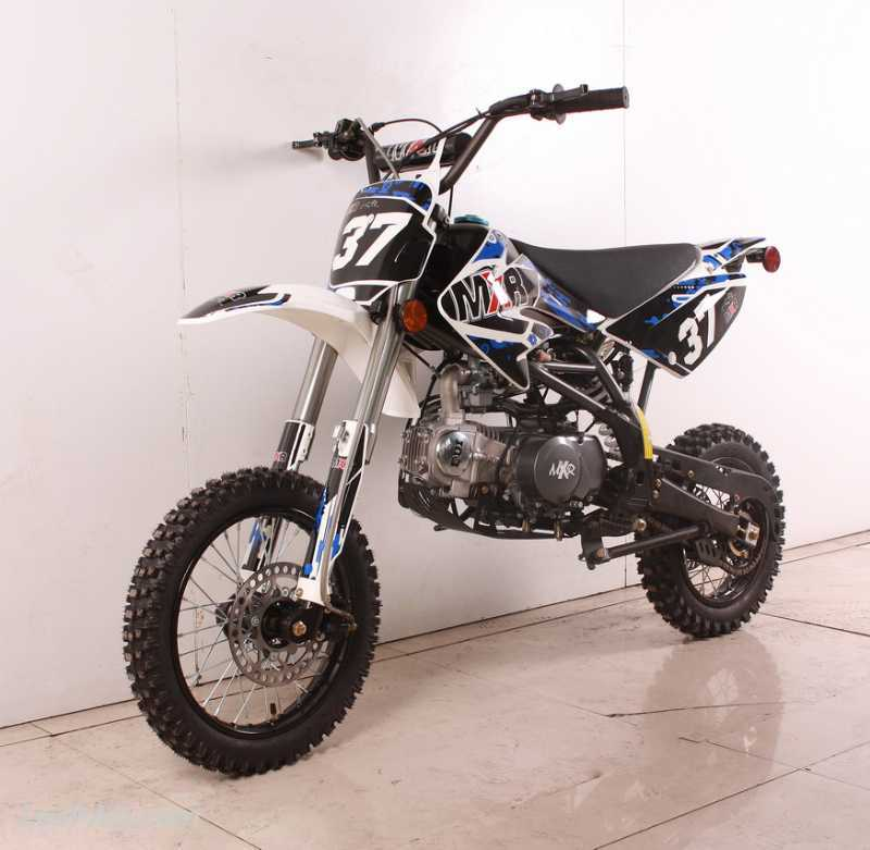 dirt bike mxr ss 125 super qualit v hicules motos tout terrains. Black Bedroom Furniture Sets. Home Design Ideas