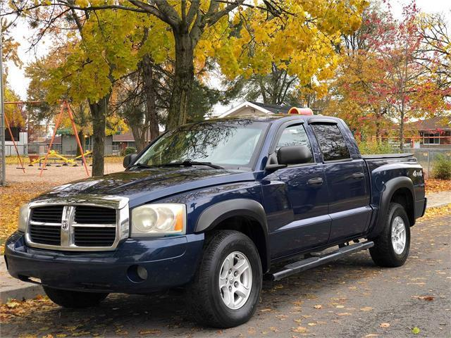 2007 DODGE DAKOTA SLT, AUTOMATIQUE