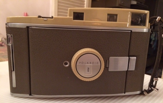 Polaroid land camera model 800 for sale