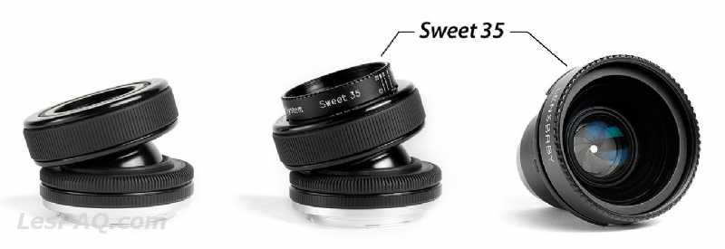 Lensbaby Composer Pro w Sweet 35 Optic