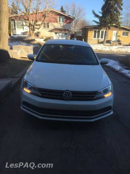 VW JETTA 2015 - 14,900$ NEGOCIABLE